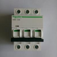 施耐德小微断 Acti9系列 iC65N 3P C63A A9F18363 分断能力:6KA 电流:63A 3P C型
