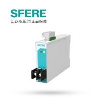 斯菲尔(SFERE) 单相电流变送器 JD194-BS4I 精度0.5级 In:AC1A OUT:DC4-20mA