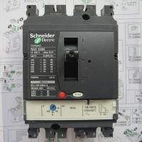 施耐德断路器 LV430620 Compact NSX160F - TMD - 160 A - 3 极 2d