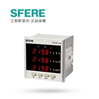 斯菲尔(SFERE) 电能仪表 PD194E-3H4 AC100V 1A-3P3W