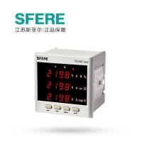 斯菲尔(SFERE)数显多功能表 PD194E-3H4 AC100V 5A-3P3W