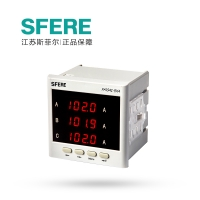 斯菲尔(SFERE)多功能仪表 LED显示 PD194E-3H4 AC380V 5A-3P4W