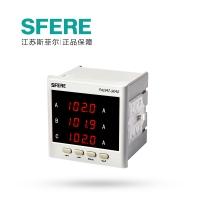 斯菲尔(SFERE) 96型交流 单相电流表 PA194I-9K1  AC5A