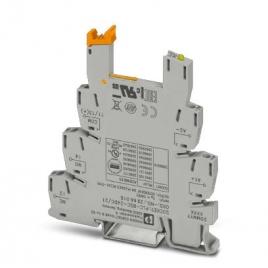 菲尼克斯 继电器底座 - PLC-BSC-24DC/21 - 2966016