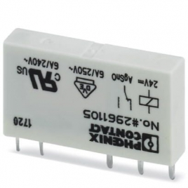 单个继电器 - REL-MR-24DC/21 - 2961105