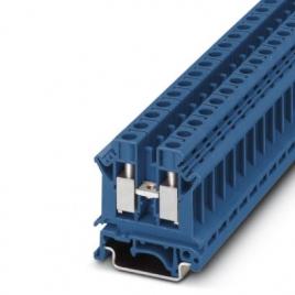 菲尼克斯直通式接线端子 - UK 10 N BU - 3005086