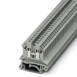 菲尼克斯直通式接线端子 - UK 2,5 B - 3001035