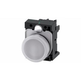 西门子指示灯 3SU1102-6AA60-1AA0
