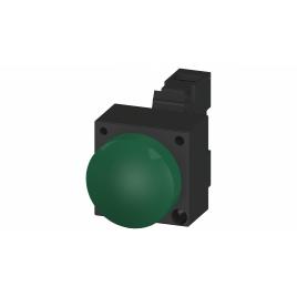 西门子指示灯 3SB3244-6AA40
