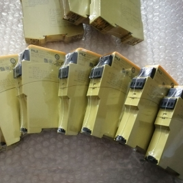 皮尔兹安全继电器 PNOZ s4 C 24VDC 3 n/o 1 n/c 751104