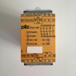 皮尔兹安全继电器 PNOZ X7 48VAC 2n/o 774049