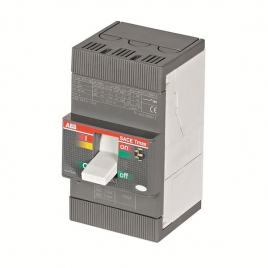 ABB塑壳断路器 T1N160 TMD125/1250 FFC 3P