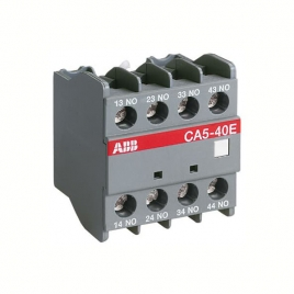 ABB接触器辅助触点 CA5-04E