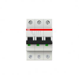 ABB微型断路器 S203-C63