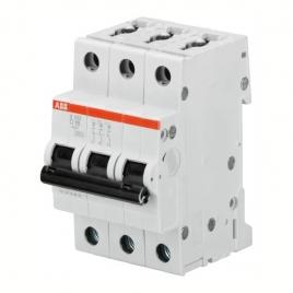 ABB微型断路器 S203-D6
