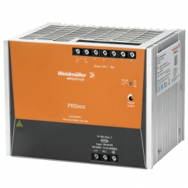 魏德米勒电源(weidmueller)1469520000 PRO ECO 960W 24V 40A