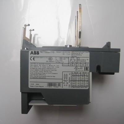 ABB热过载继电器TA110DU-110 80-110A